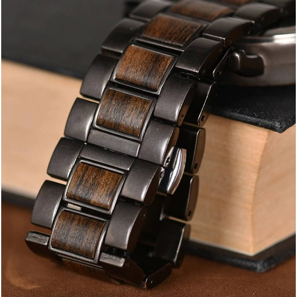 Часы наручные BB дерево 4787