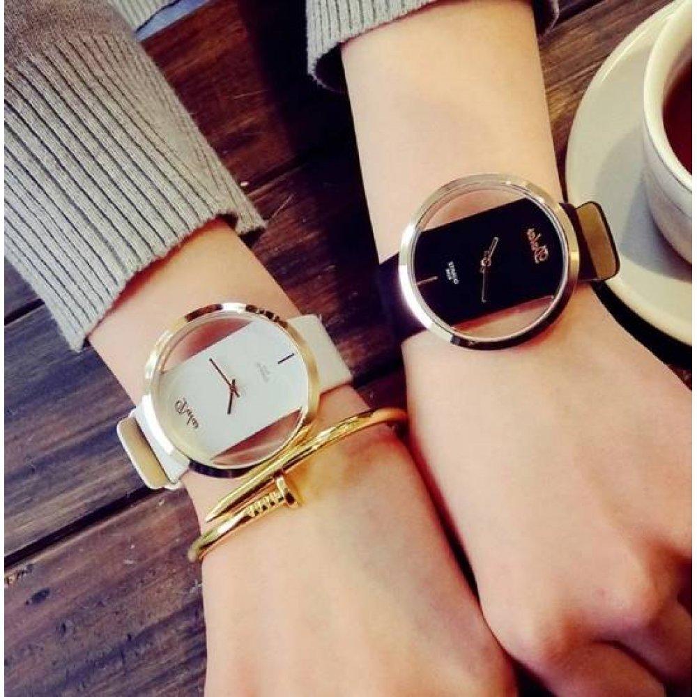 Женские Часы наручные JW, белые  4790