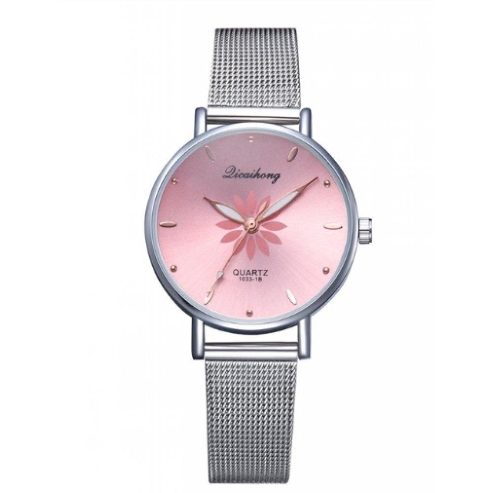 Женские Часы наручные LVPAI, розовые  4791
