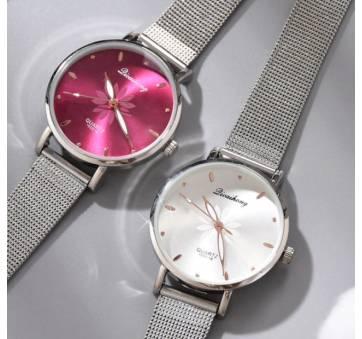 Женские Часы наручные LVPAI, красные  4794
