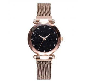 Женские Часы наручные Shaarms, золотистые  4798