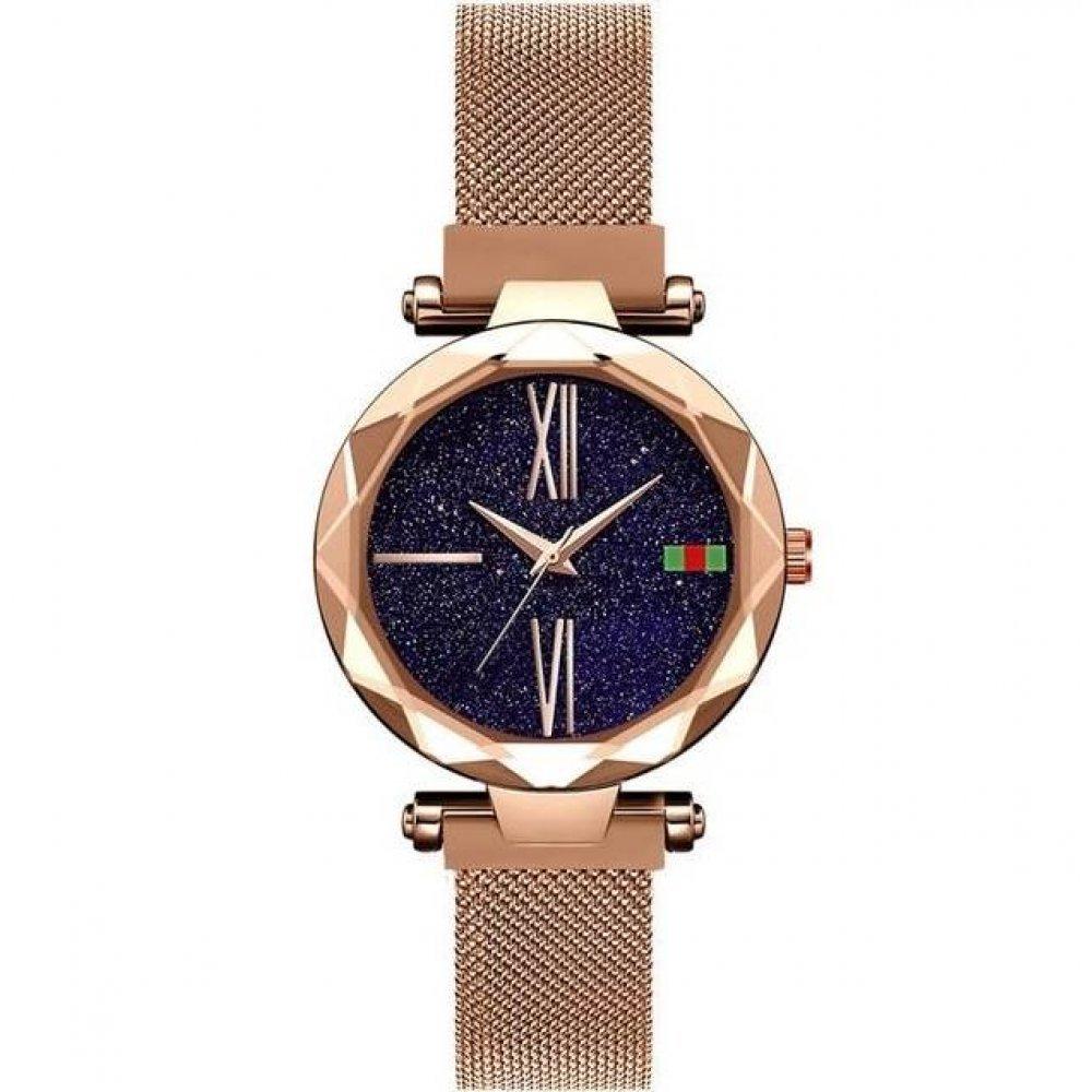 Женские Часы наручные Shaarms, золотистые  4799