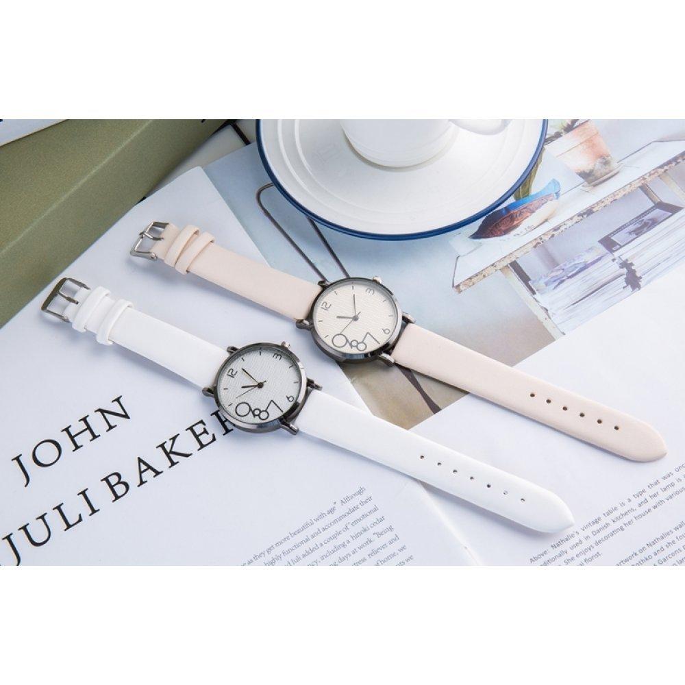 Женские Часы наручные Gogoey, серые 4801