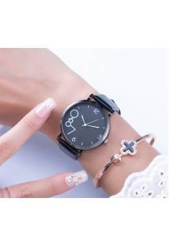 Женские часы Gogoey, черные