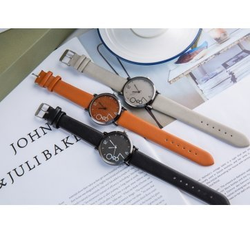 Женские Часы наручные Gogoey, черные  4802