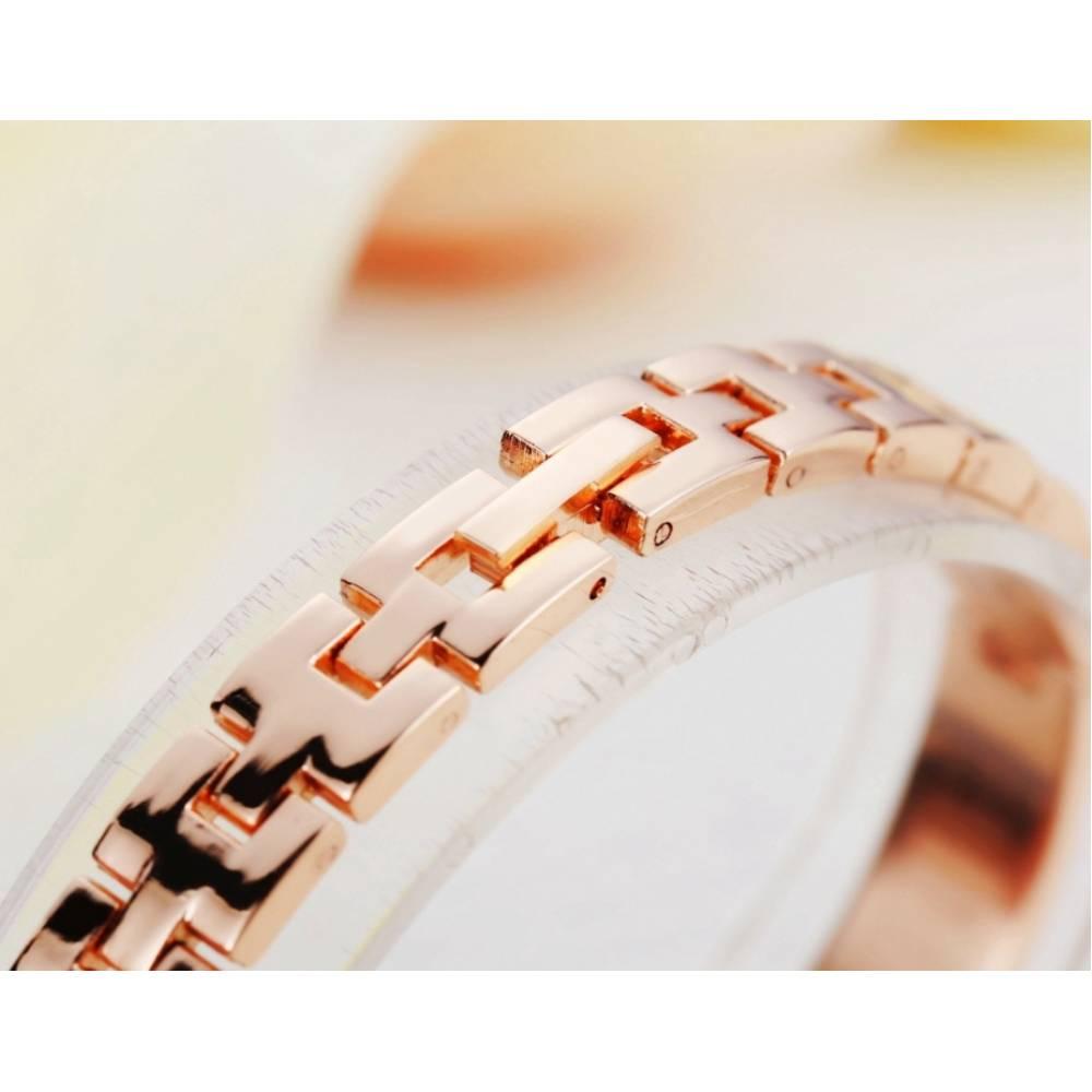 Женские Часы наручные LVPAI, золотистые 4892