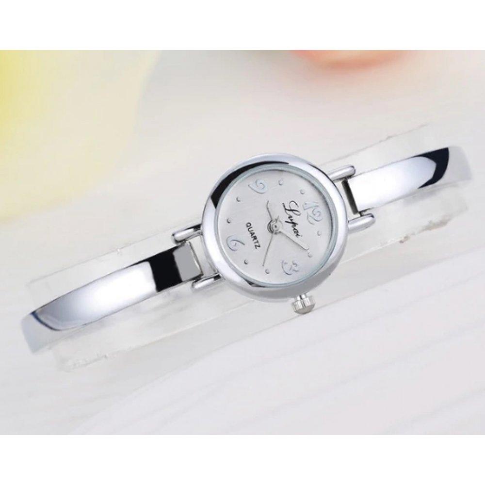 Женские Часы наручные LVPAI, серебристые 4893