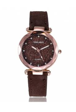 Женские часы Vansvar, фиолетовые