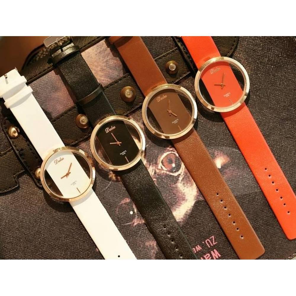 Женские Часы наручные JW, красные 4922
