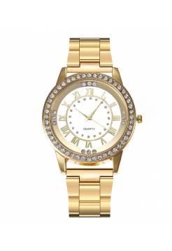 Женские часы Vansvar, золотистые