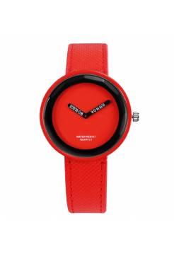 Женские часы WoMaGe, красные
