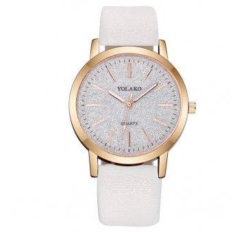 Женские Часы наручные Yolako, белые 5164
