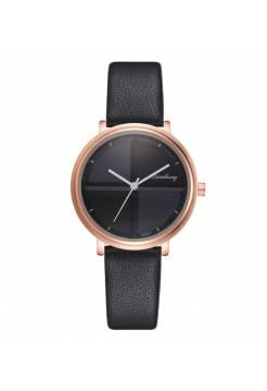 Женские часы Yuhao, черные