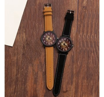 Женские Часы наручные JBRL, коричневые 5204