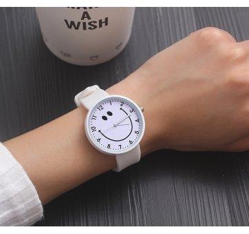 Женские Часы наручные JBRL, белые 5565