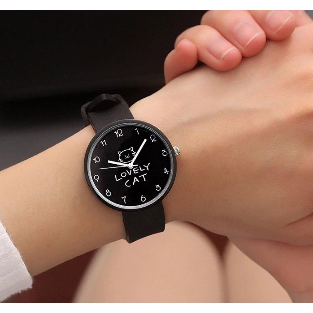 Женские Часы наручные JBRL, черные 5570