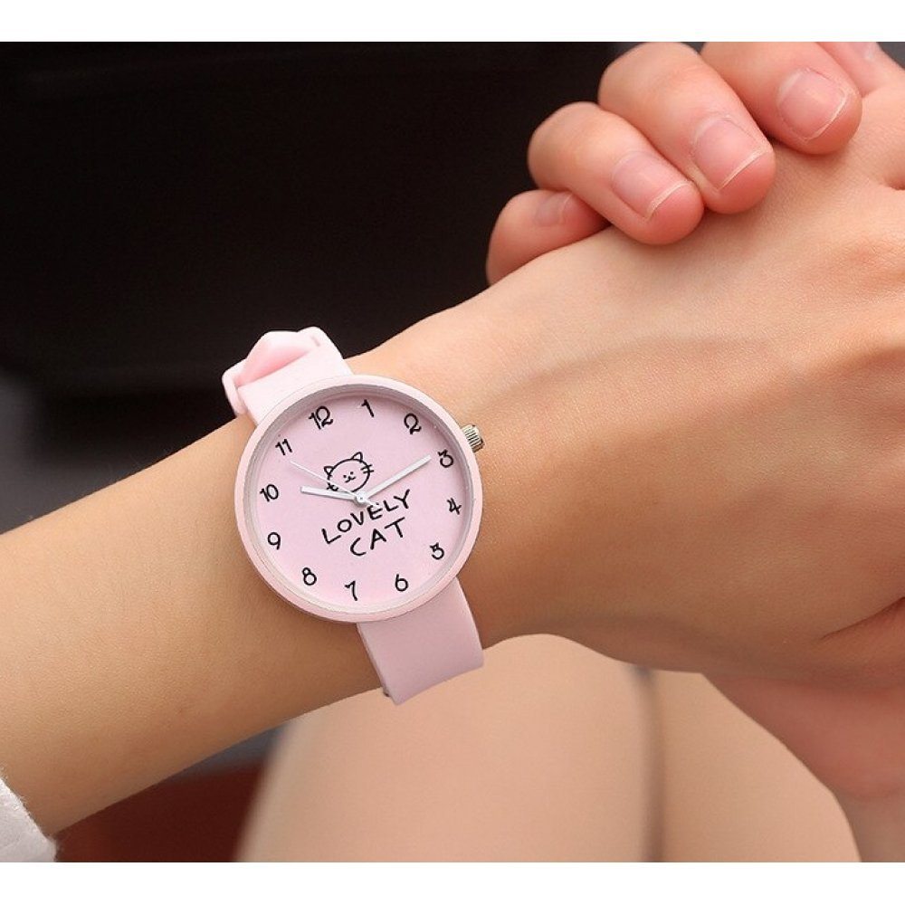 Женские Часы наручные JBRL, розовые 5568