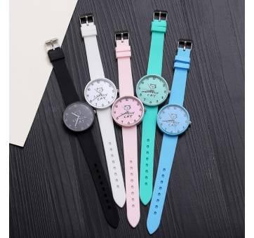 Женские Часы наручные JBRL, белые 5569