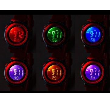 Детские Часы наручные OHSEN, черные 5809