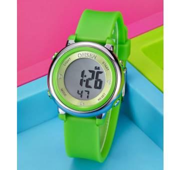 Детские Часы наручные OHSEN, зеленые 5810
