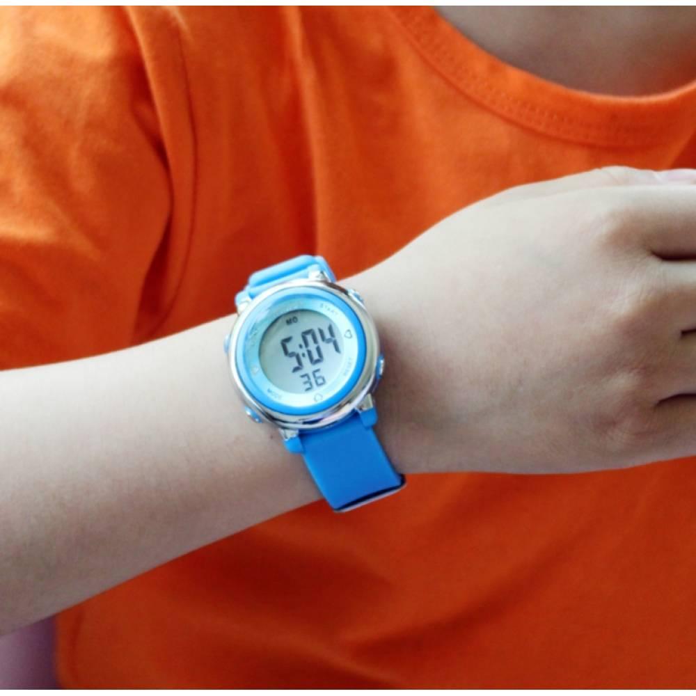 Детские Часы наручные OHSEN, белые 5812