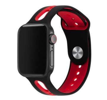 Ремешок для apple watch, красный 5909