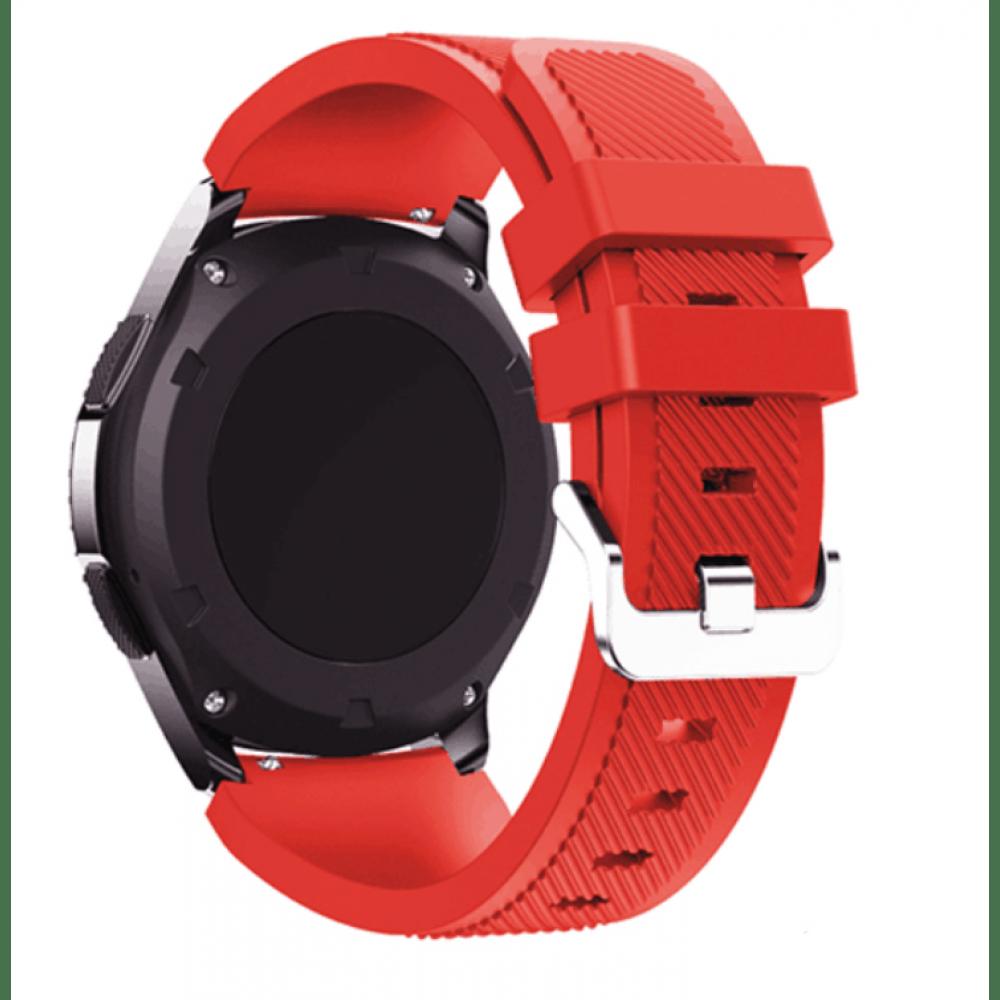 Ремешок для Gear s3, JAVRICK, красный 5969