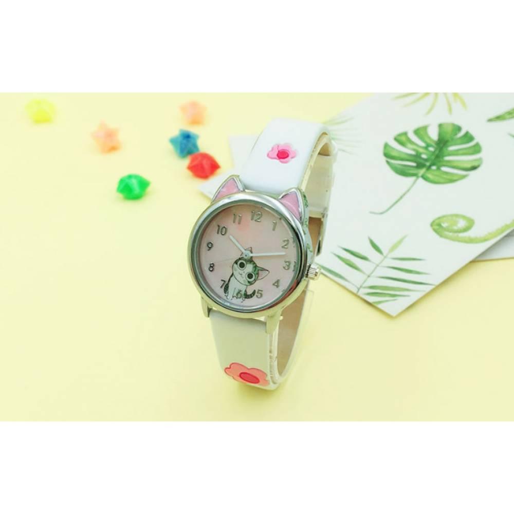 Детские Часы наручные JOYROX, белые 6158