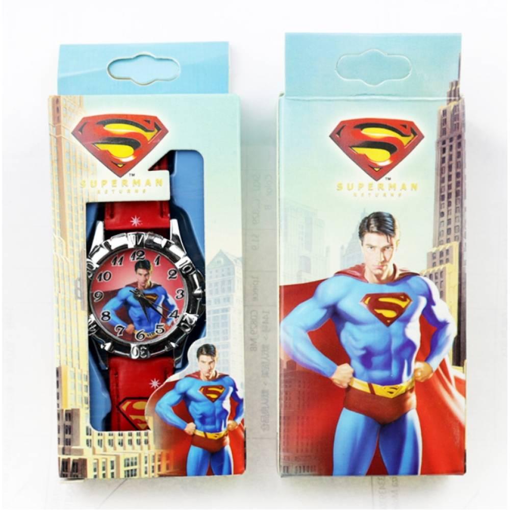 """Детские Часы наручные для мальчика """"Супермен""""  6160"""