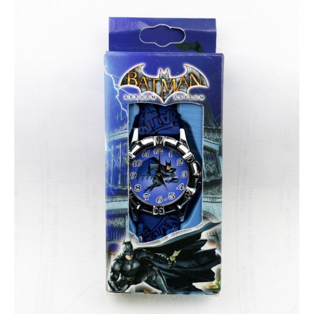 """Детские Часы наручные для мальчика """"Бетмен""""  6161"""