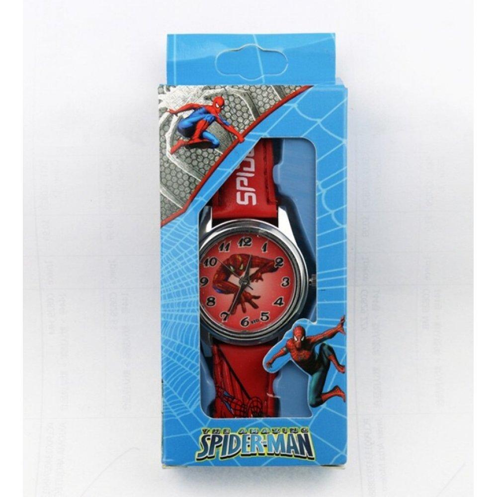 """Детские Часы наручные для мальчика """"Человек паук""""  6163"""