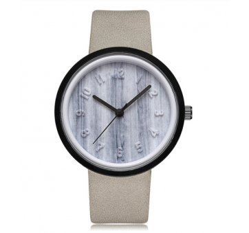 Часы наручные женские Geekthink, серые 6193