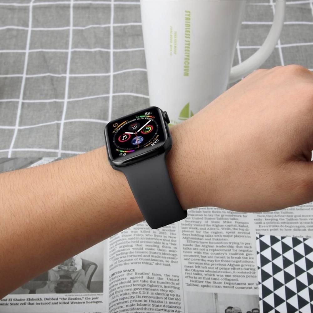 Ремешок на часы Apple watch, серый 6220