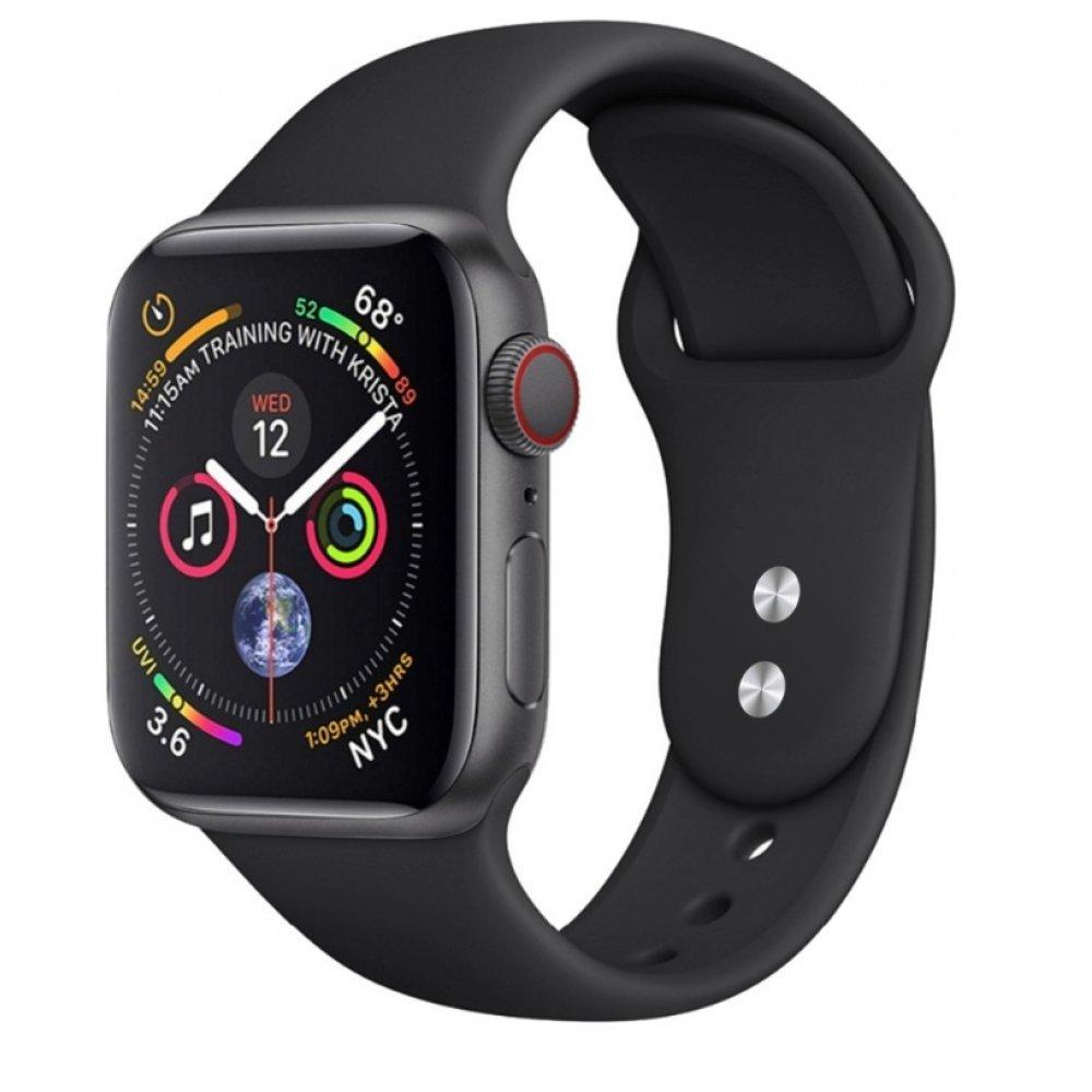 Ремешок на часы Apple watch, синий 6221