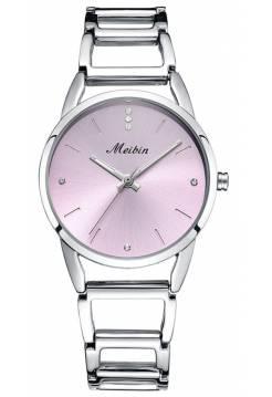 Часы женские MEIBIN, розовые