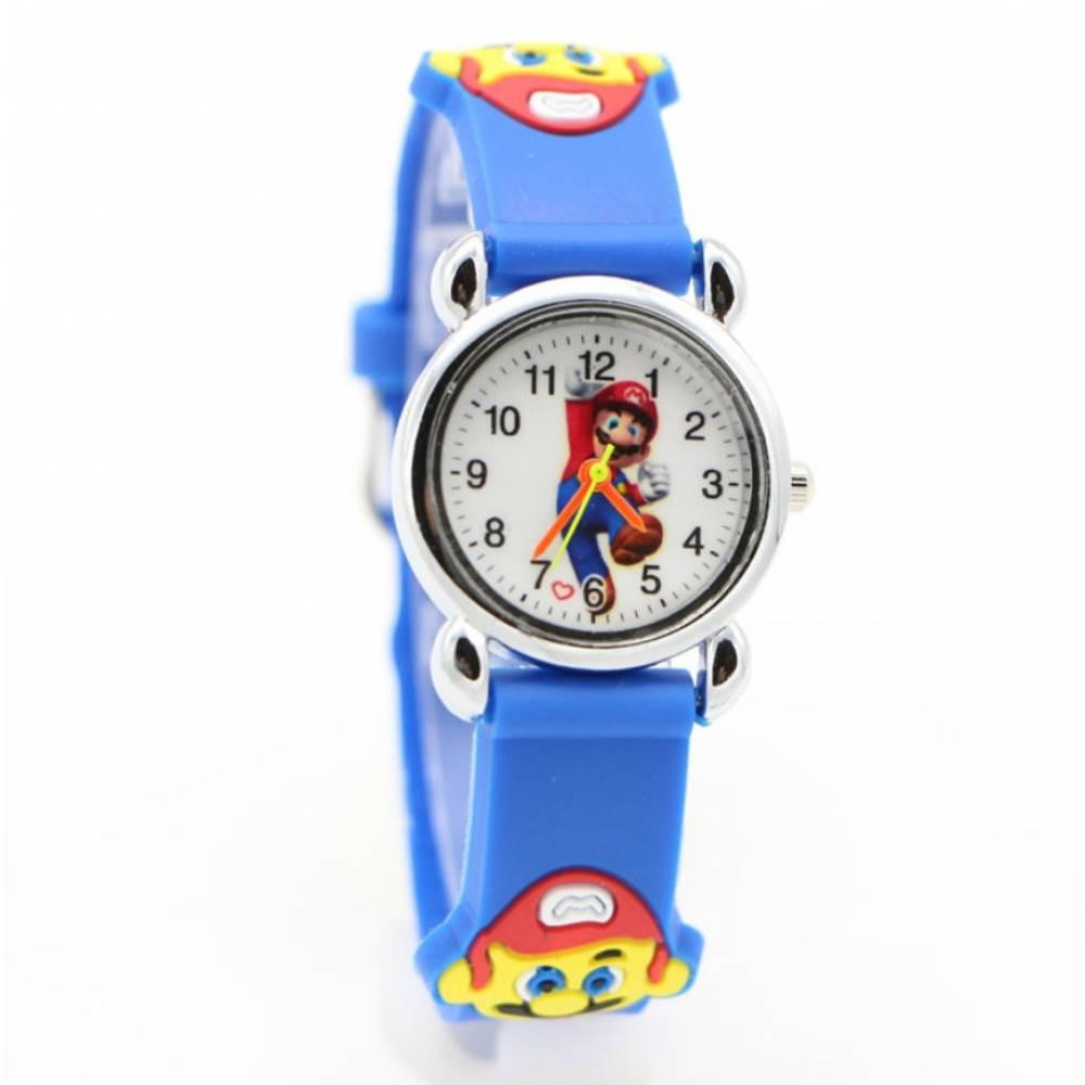 """Детские Часы наручные """"Марио"""" 6437"""