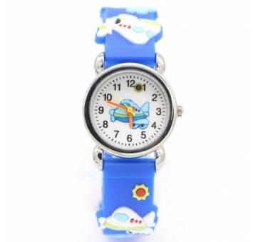 """Детские Часы наручные """"Самолет"""" 6440"""