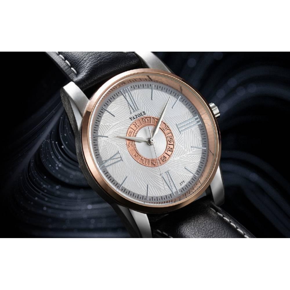 """Часы наручные для мужчин """"Yazole"""" 6732"""