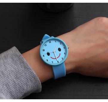 Женские Часы наручные JBRL, голубые 6734