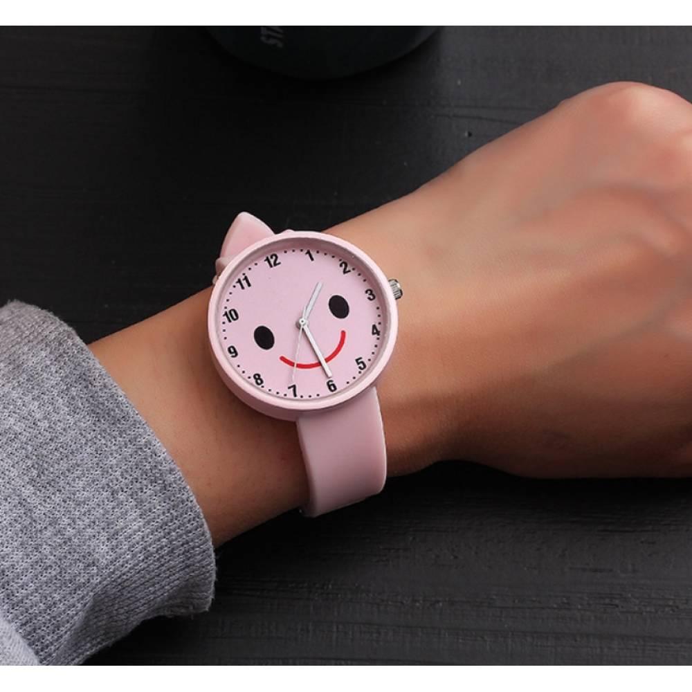 Женские Часы наручные JBRL, розовые 6736