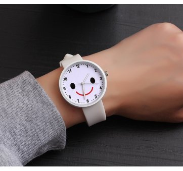 Женские Часы наручные JBRL, белые 6737