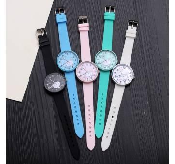 Женские Часы наручные JBRL, голубые 6738