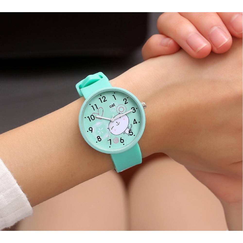 Женские Часы наручные JBRL, зеленые 6739