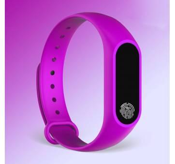 Умные часы Фитнес браслет JBRL, фиолетовый 6750