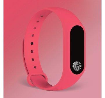 Умные часы Фитнес браслет JBRL, розовый 6752