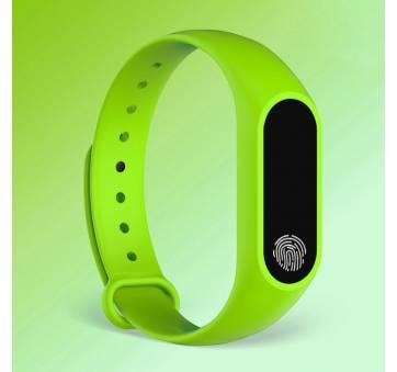 Умные часы Фитнес браслет JBRL, зеленый 6753
