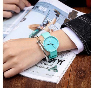 Женские Часы наручные JBRL, зеленые 6764