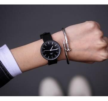 Женские Часы наручные JBRL, черные 6767