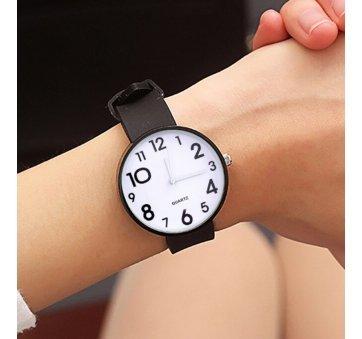 Женские Часы наручные JBRL, черные 6772