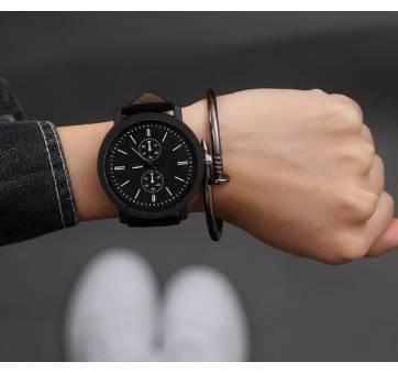 Женские Часы наручные JBRL, черные 6773